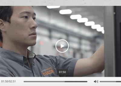 Mazak Corporation – Just Like You Video